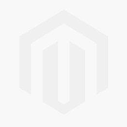 1RU Cable Management Rail - 5 Plastic Ring - 4Cabling