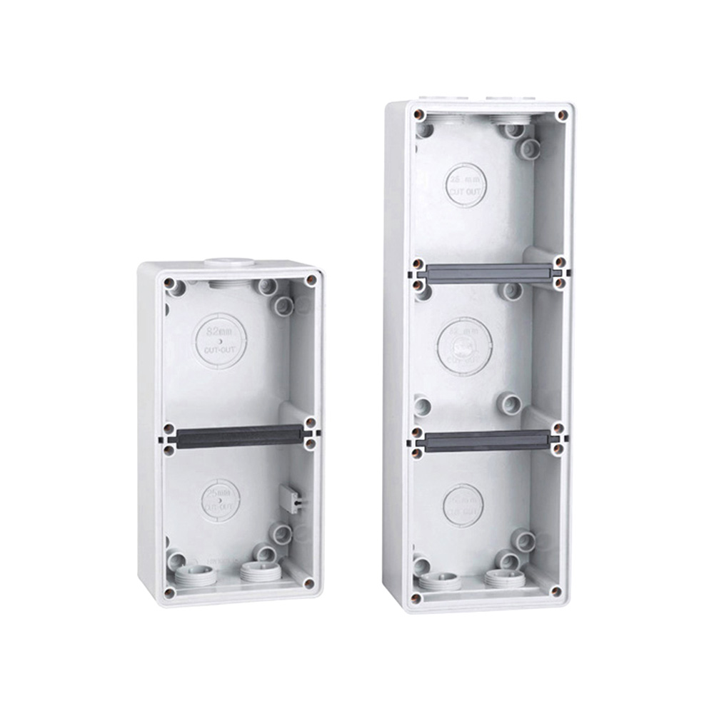 4Cabling Industrial Mounting Enclosures
