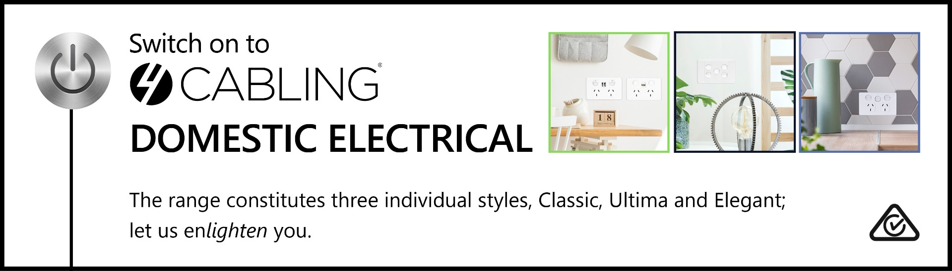 4Cabling | Electrical Accessories | Domestic