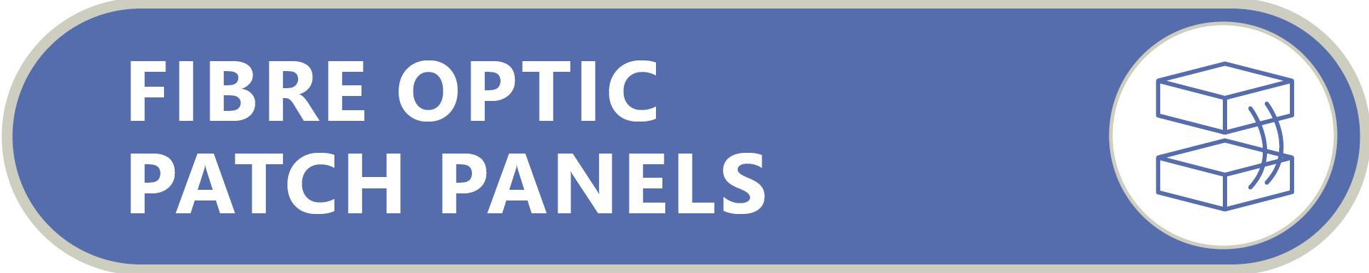 Fibre optic Patch Panels
