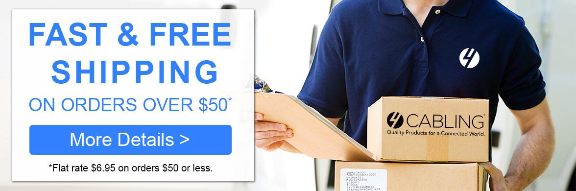 free server rack shipping